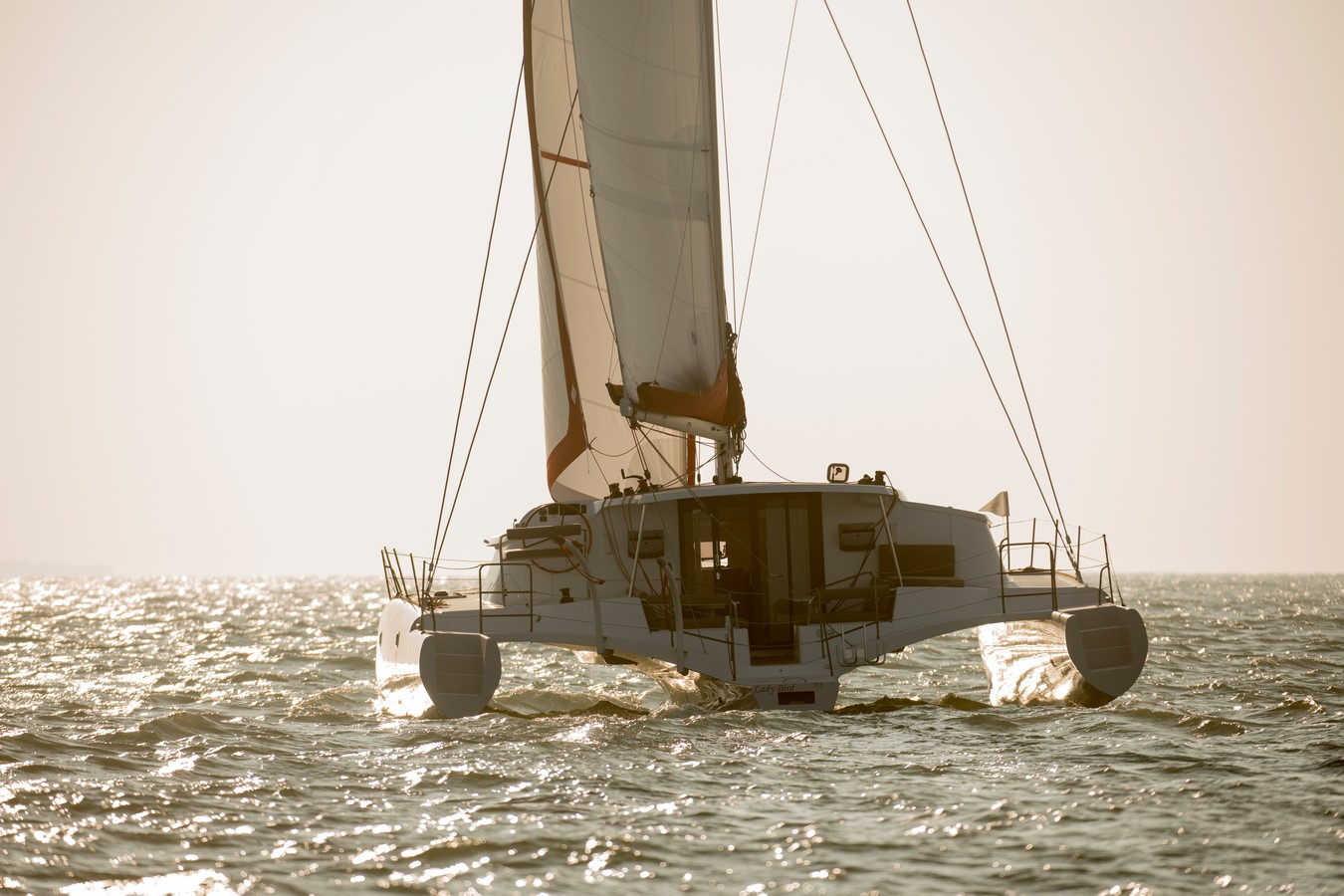 Trimaran Neel 45 Evolution