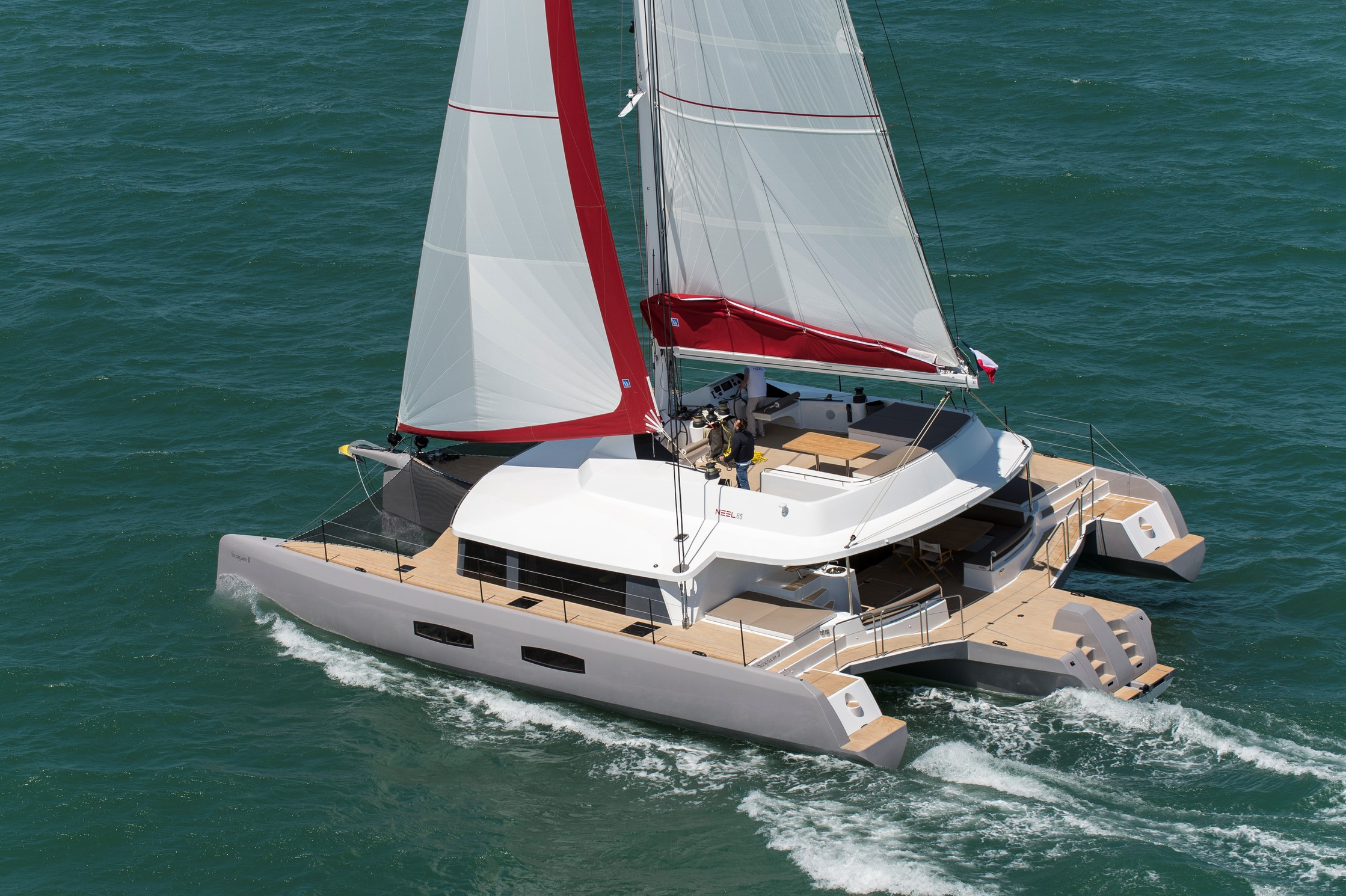 Trimaran NEEL 65 EVOLUTION